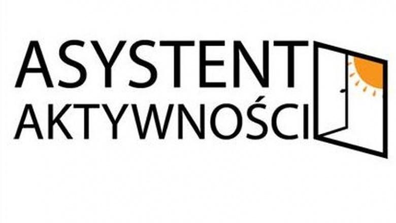 Asystent aktywności - logo